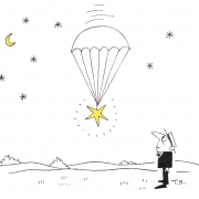 Een ster wijst de weg...