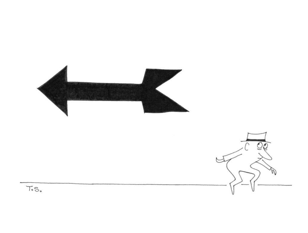 Tentoonstelling De zoektocht van een cartoonist tot half mei 2021 in het museum Ton Smits Huis